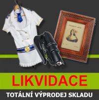 Totální likvidace skladu - Jaroslav Smékal