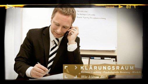 """Klärungsraum - Psychologische Beratung & Karriere Coaching """"Wir klären das gemeinsam!"""""""