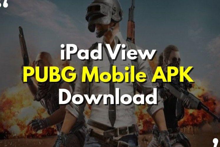 ''هنا'' تنزيل تطبيق ipad view لتشغيل لعبة ببجي على الايباد || 2021