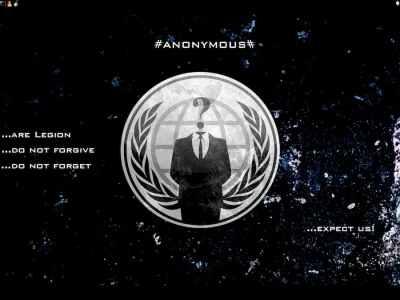 AnonOps: نظام التشغيل الخاص بنا مزيف 2