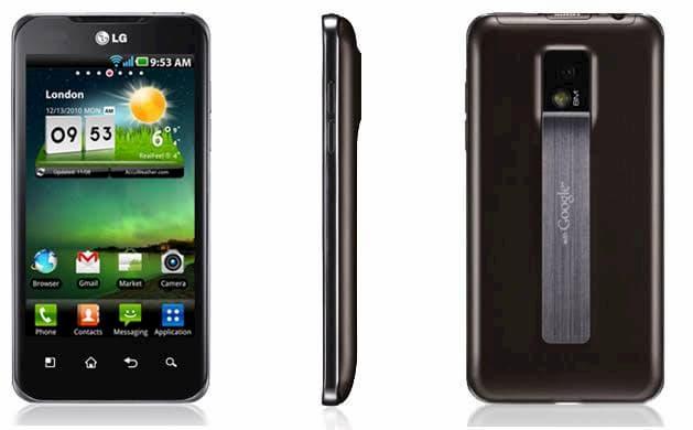 LG تطلق Optimus 2X بمعالج ثنائى النواة 1