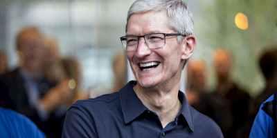 Tim Cook يحوز على جائزة المدير التنفيذي الأكثر شعبية في 2012 4