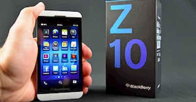 BlackBerry Z10 قادم بسعر 760 دولار تقريباً 1