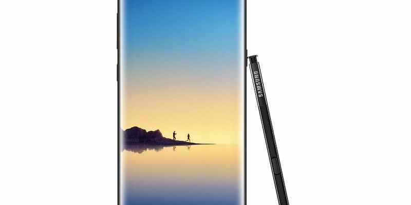 Samsung Galaxy Note 8 يظهر مجدداً 1