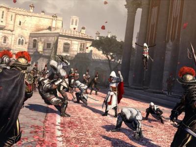 قصة لعبة Assasin's Creed: Bortherhood (فيديو) 11