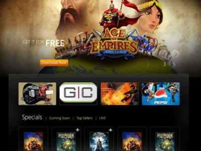 مايكروسوفت تستعد لإطلاق متجر ألعاب ويندوز 10