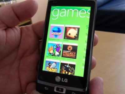 مايكروسوفت: ويندوز فون 7 هو منصتنا المحمولة للألعاب 1