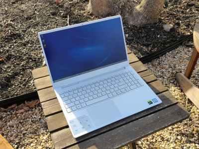 الانطباع الأول عن لابتوب Dell Inspiron 15 7591