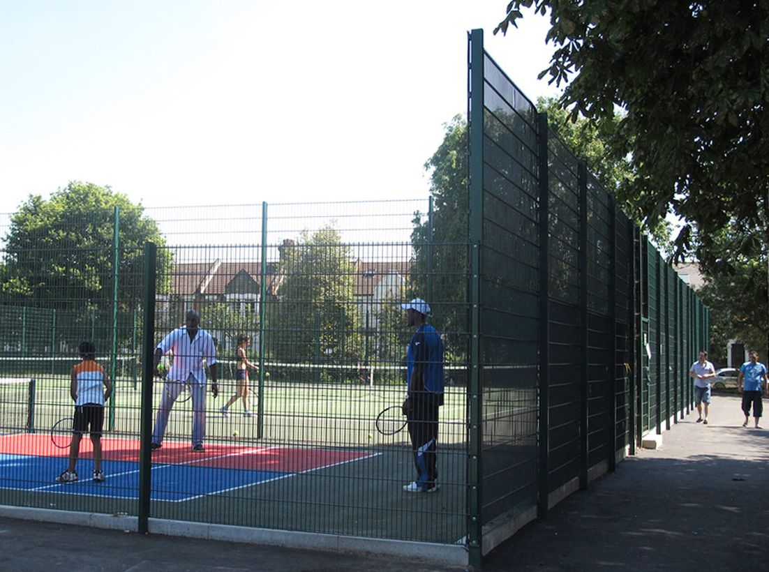 Abbotts Park Waltham Forest London  Leyton Open Spaces