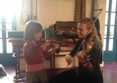 Muzikale workshops en concerten voor de Kids
