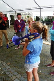 Trombone Workshop met Martien 2