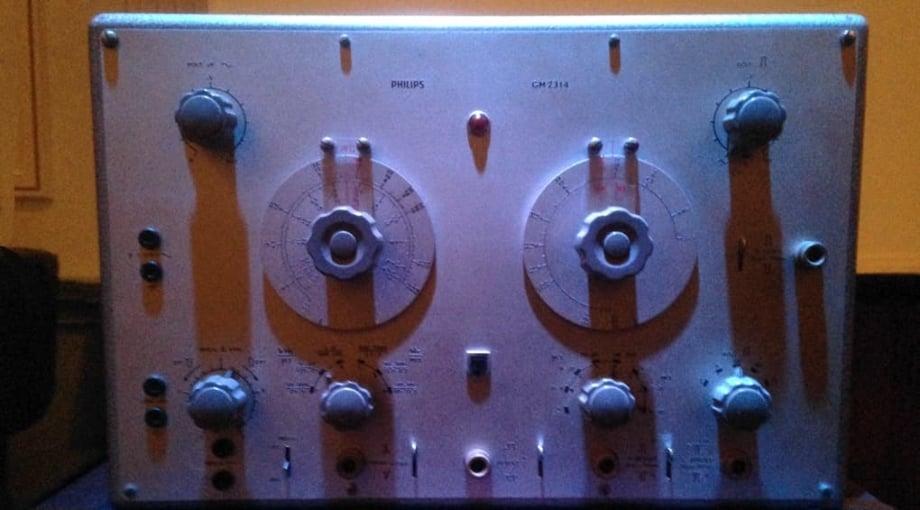 Analoge frequentie modulator - ©ronald_rijken