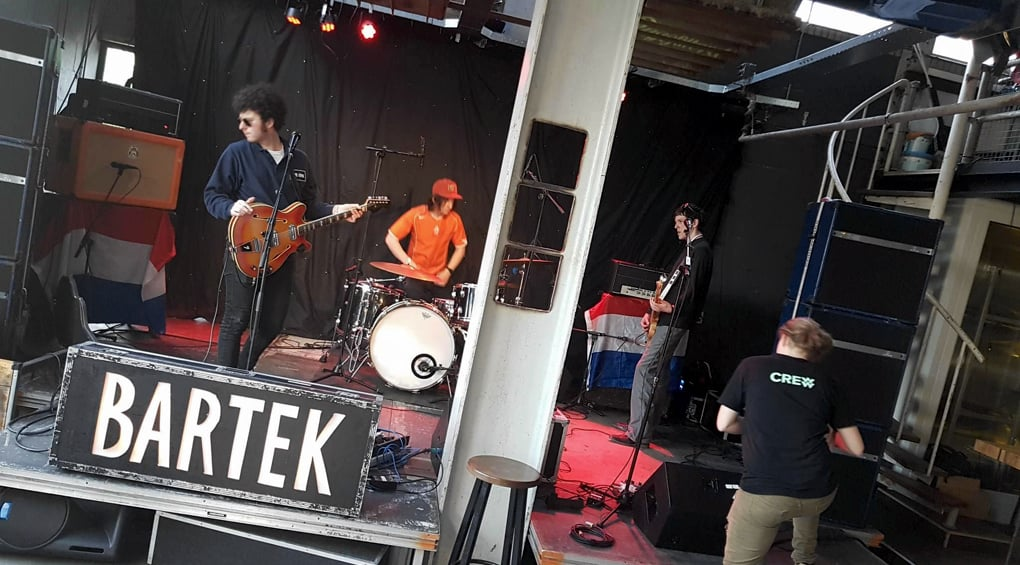 PARAMATMAN en Bartek shaken nieuwe rockhotspot - ©De Vaart