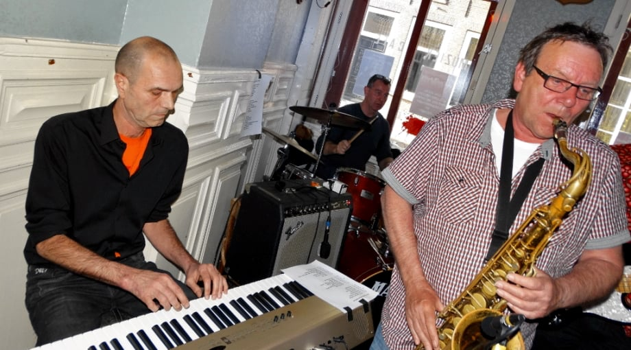 Bluesband Down & Dirty, blues met ballen