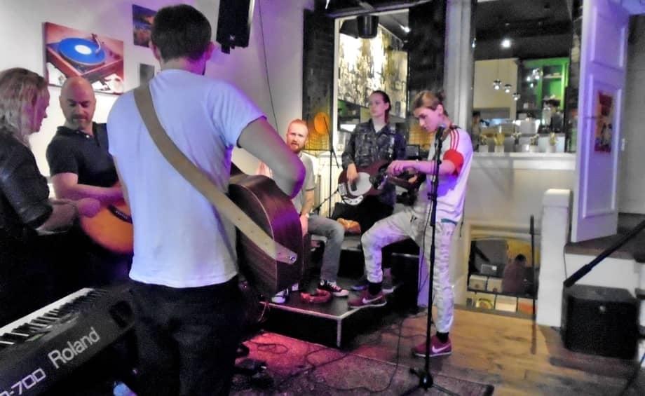 Jamsessions zijn muzikale ontmoetingen