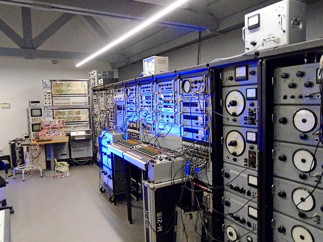 Willem Twee Elektronische Muziekstudio