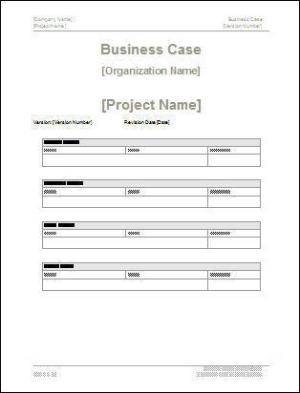 Ms Word Case Study Template case study template  video