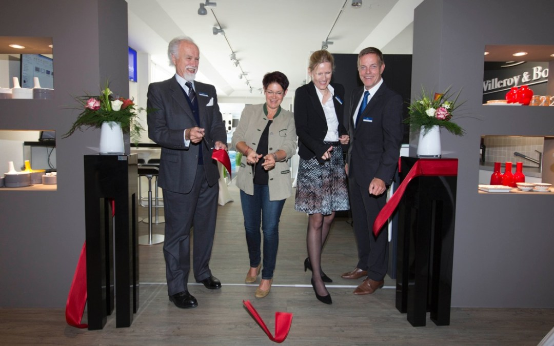 Villeroy & Boch eröffnet erstes Technisches Trainingscenter in Österreich