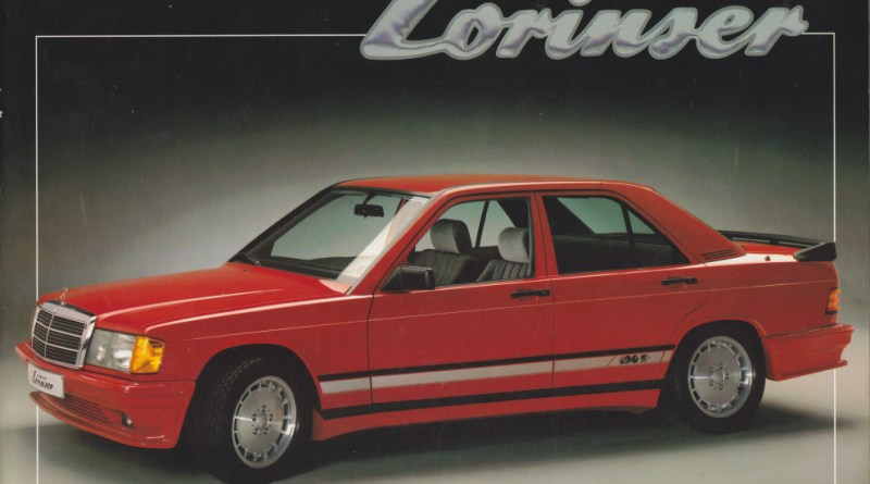 Mercedes-Benz Lorinser 80's
