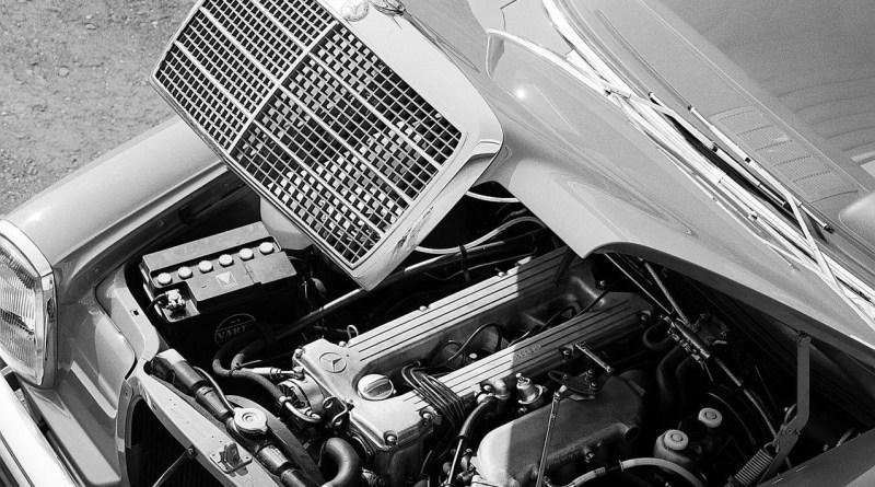 W114 W115 Mercedes Benz  Motorları ve Teknik Özellikleri