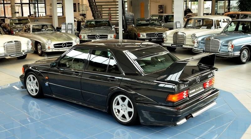 1.5 Milyonluk! Mercedes Benz 190E 2.5 16V Evo II
