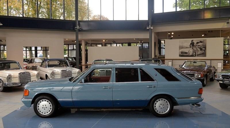 Dünyada belki de tek W126 Mercedes-Benz 500SEL Japon Harikası !