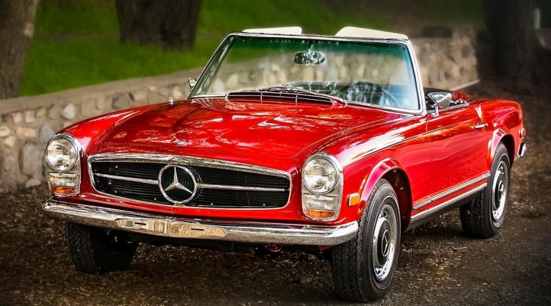 1964 Yılında Mercedes Benz'in Amerikan Versiyonları