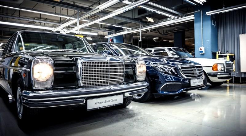 Mercedes-Benz E Serisi Tarihçesi