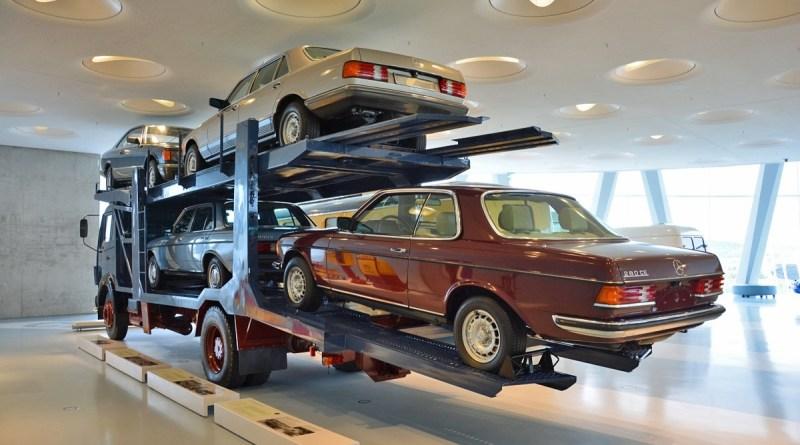 Yıldızları taşımak kolay mı ? Mercedes-Benz 1624
