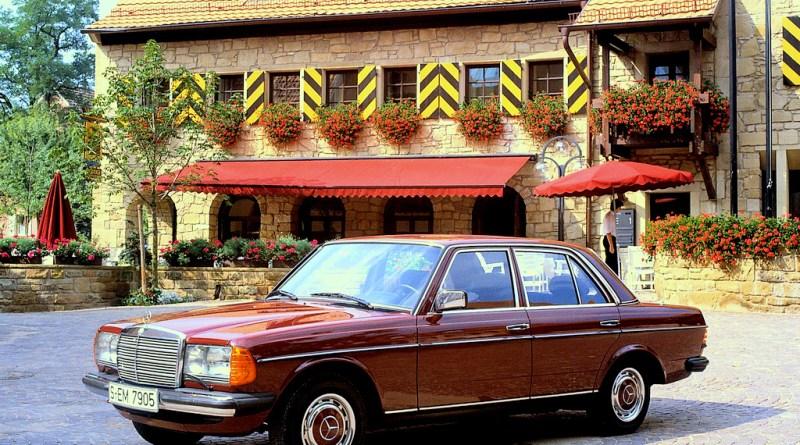 W123 Mercedes-Benz Tarihçesi