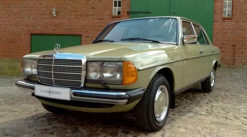 Şaka Değil, Sadece 82 Km'de 1984 Mercedes-Benz W123 300 Dizelin Hikayesi.