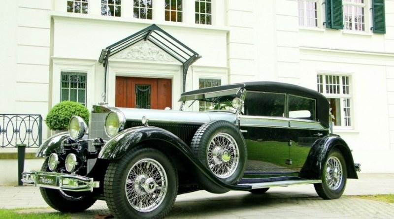 Asaletin Adı 1931 Mercedes-Benz 770K