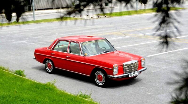 Kim Demiş? Bizde Orijinal Araba Yok Diye.1976 W114 Mercedes-Benz 230.6