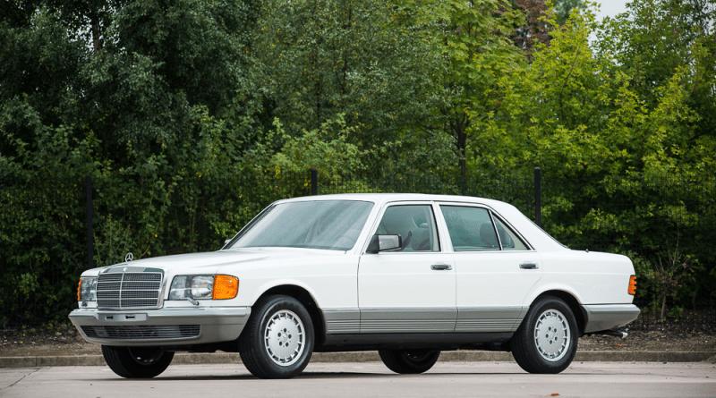 5 Bin Km.'de 1985 Mercedes-Benz W126 280S Olur mu?