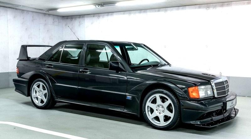 W201 Mercedes-Benz Tarihçesi