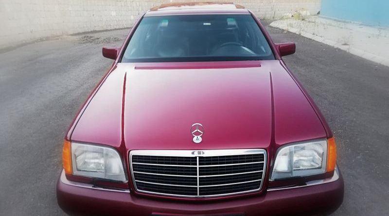Kayseri'den Meraklısına Satılık 1992 W140 Mercedes-Benz 500SEL