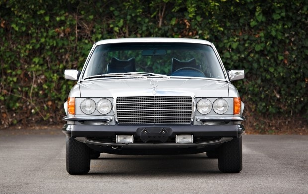 18 Bin Milde! 1978 W116 Mercedes-Benz 450 SEL 6.9 Amerikan Versiyon