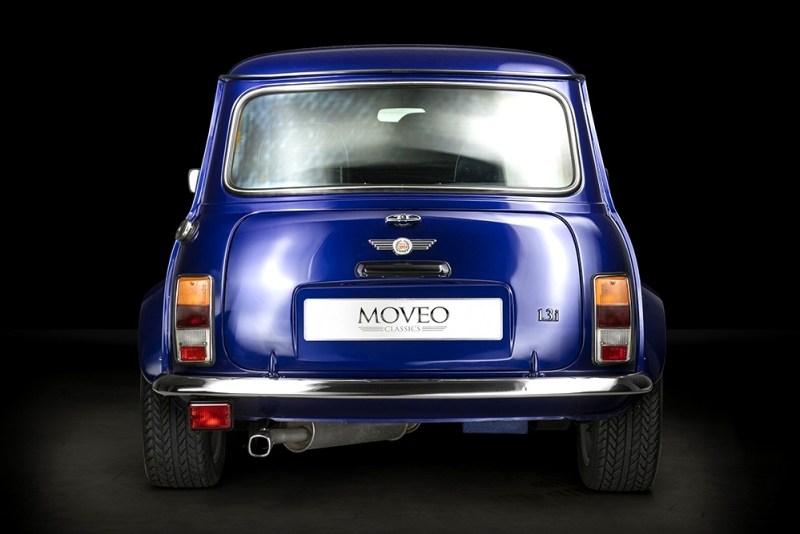 Mini Cooper Klasikleri arasından orijinal 3800 kmde düşük km.li satılık klasik mini cooper
