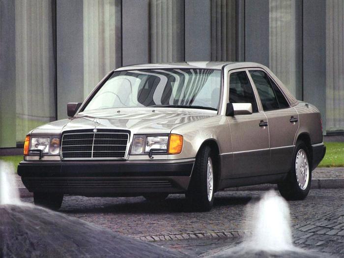 W124 Mercedes-Benz Dizel mi benzinli mi, Lpgli mi Alınır?