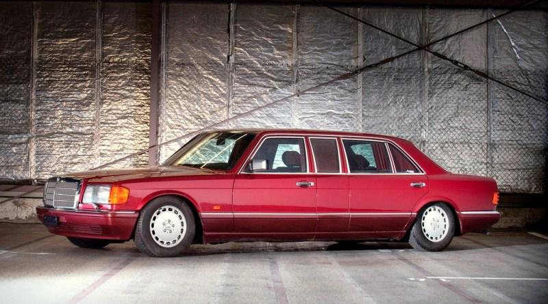 2 Bin Km.de! 1990 W126 Mercedes-Benz 560SEL Limuzin Satılık*