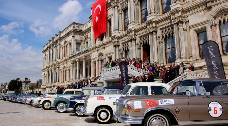 5. Mercedes-Benz Bahar Rallisi, Ödül Töreni İle Sonlandı