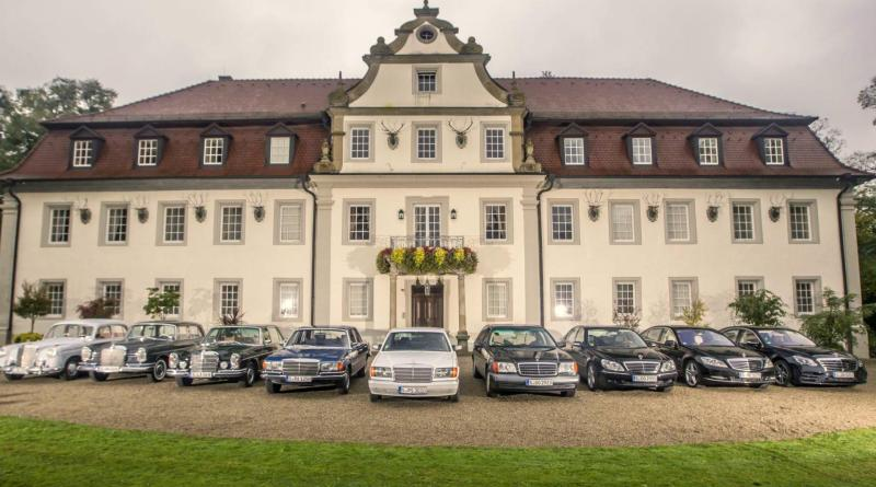 Mercedes-Benz S Serisi Tarihçesi
