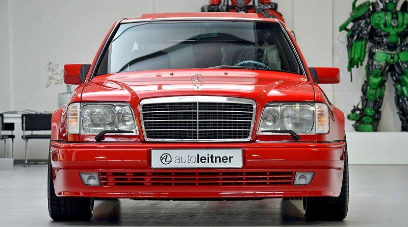 Satılık Mercedes-Benz E60 AMG W124 381 Hp.