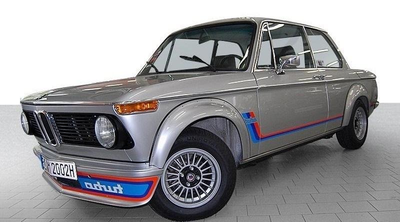 1975 Satılık Bmw 2002 turbo 25 Bin Km.de