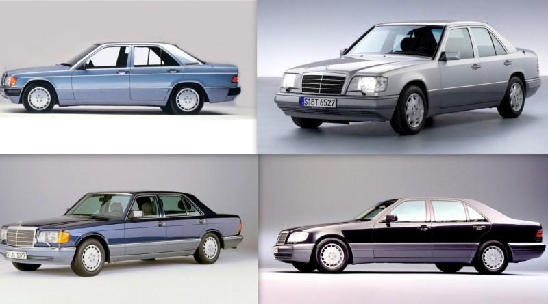 W124 W126 W140 W201 Mercedes-Benz Pako Yan Panel Trim Renk Kodları