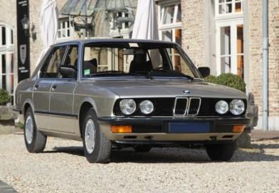 9 Bin Km.de! 1982 E28 BMW 520i