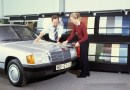 W201 Mercedes-Benz Boya Kodları ve Örnekleri