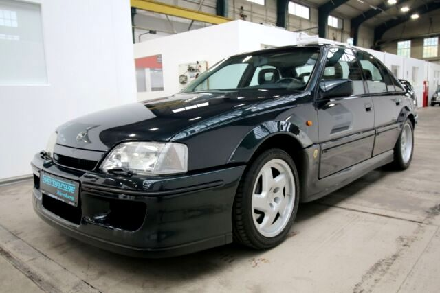 Opel Lotus Omega 377 Hp!