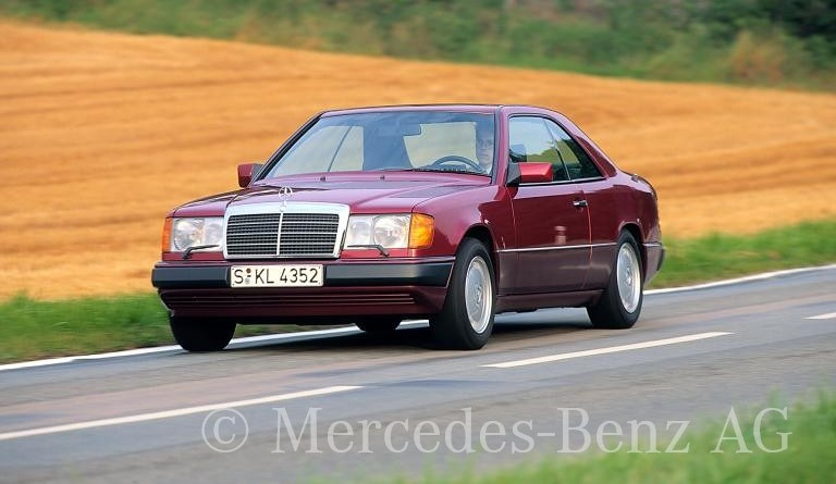 W124 Mercedes-Benz 230 E Rehberi