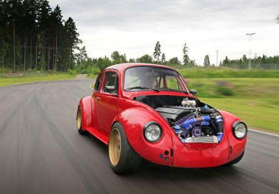Bmw M50 Swap VW Beetle 400 Hp!